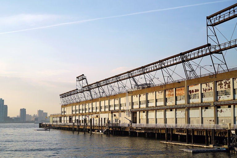 100 million deal to save pier 40 in manhattan is approved for Pier hotel new york